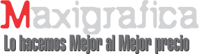 logo maxigrafica